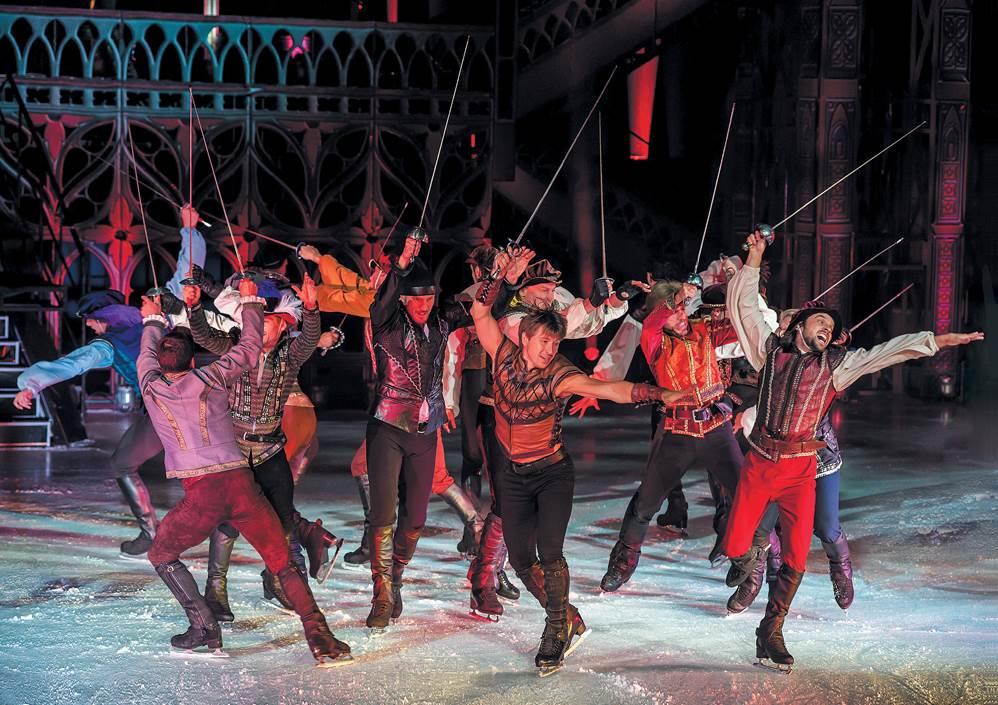Ледовый спектакль Ромео и Джульетта на сайте экслюзивного партнера
