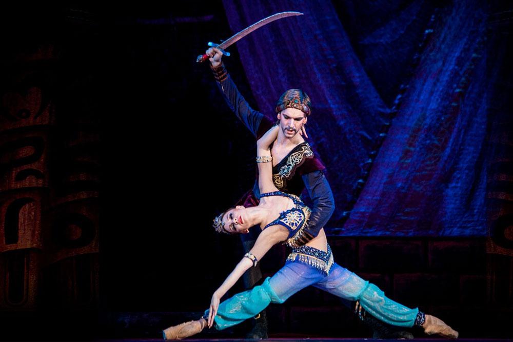 Купить билеты на спектакль Тысяча и одна ночь в Кремлевский Дворец