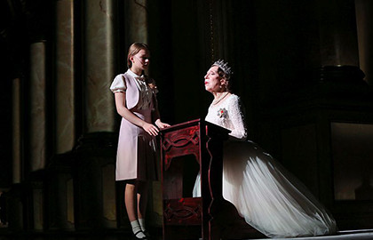 Билеты в театр Вахтангова на спектакль Аудиенция
