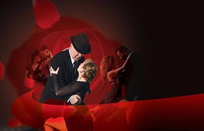 Купить билеты в Кремль на шоу Золотое танго