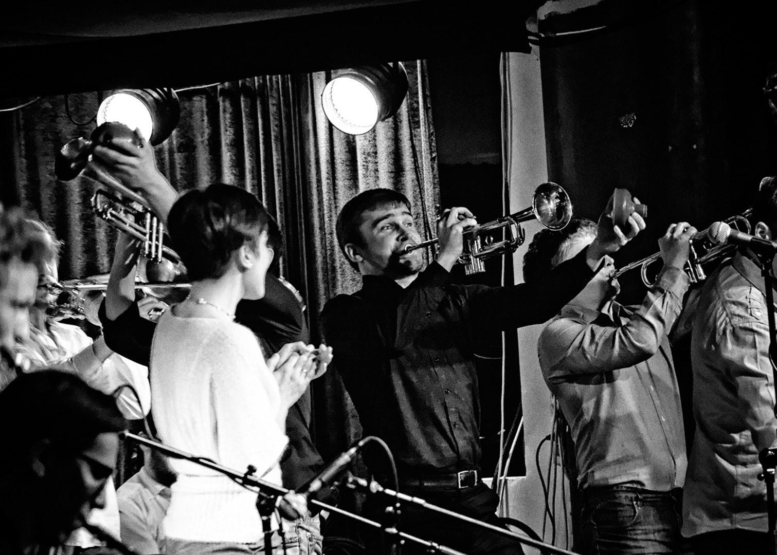 Купить билеты в Кремль на большой джазовый оркестр Петра Востокова