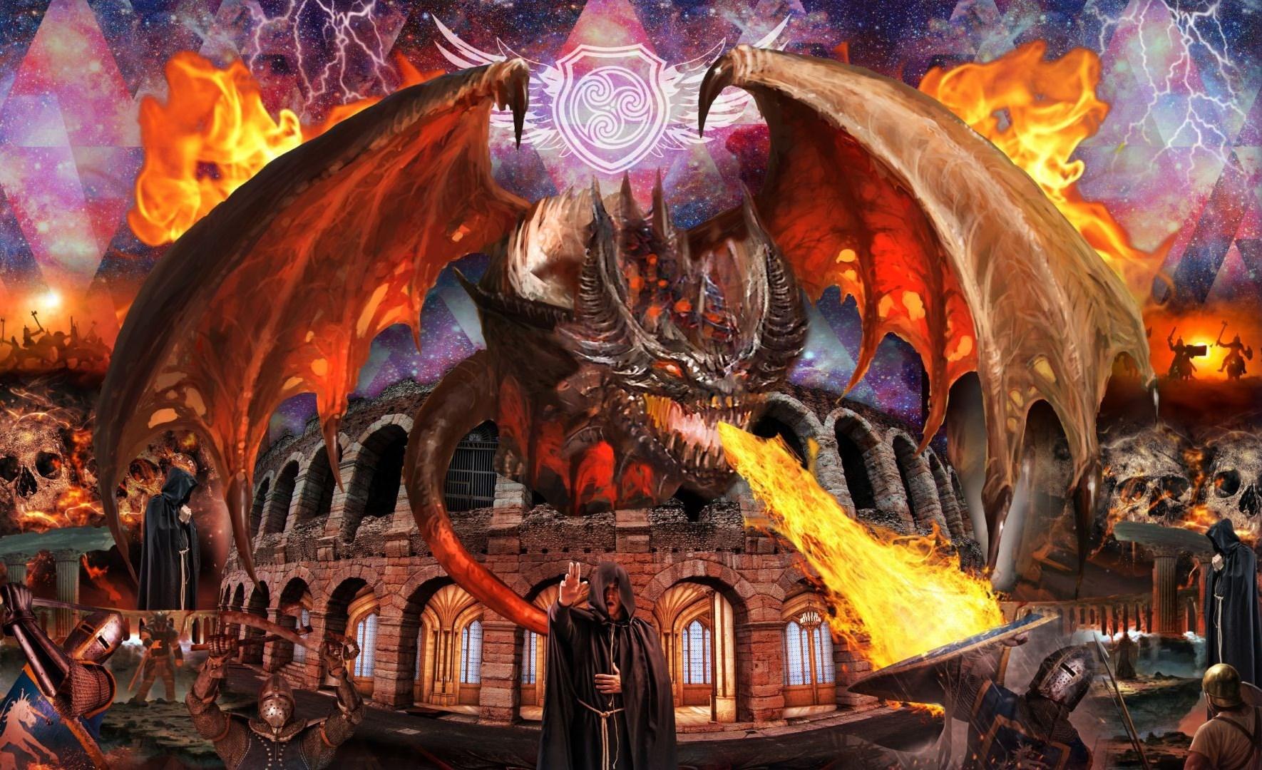Легендарные рок-хиты Iron Maiden / Небеса