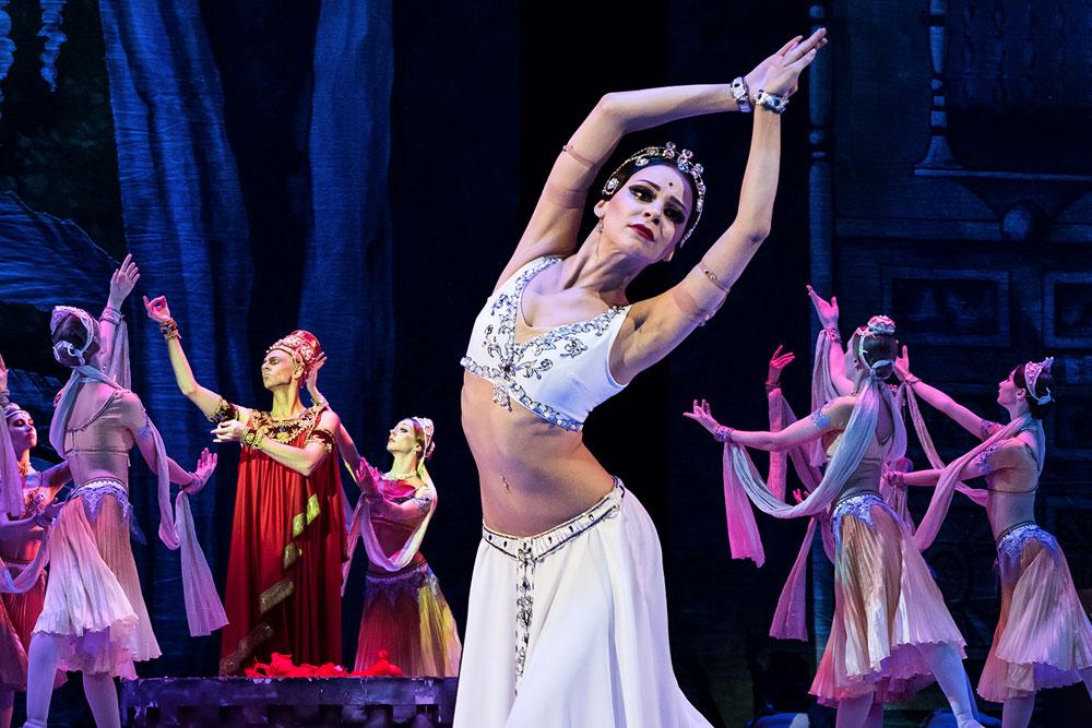 Купить билеты на балет Баядерка. Билеты в Кремль