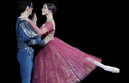 Кремлевский балет.Ромео и Джульетта