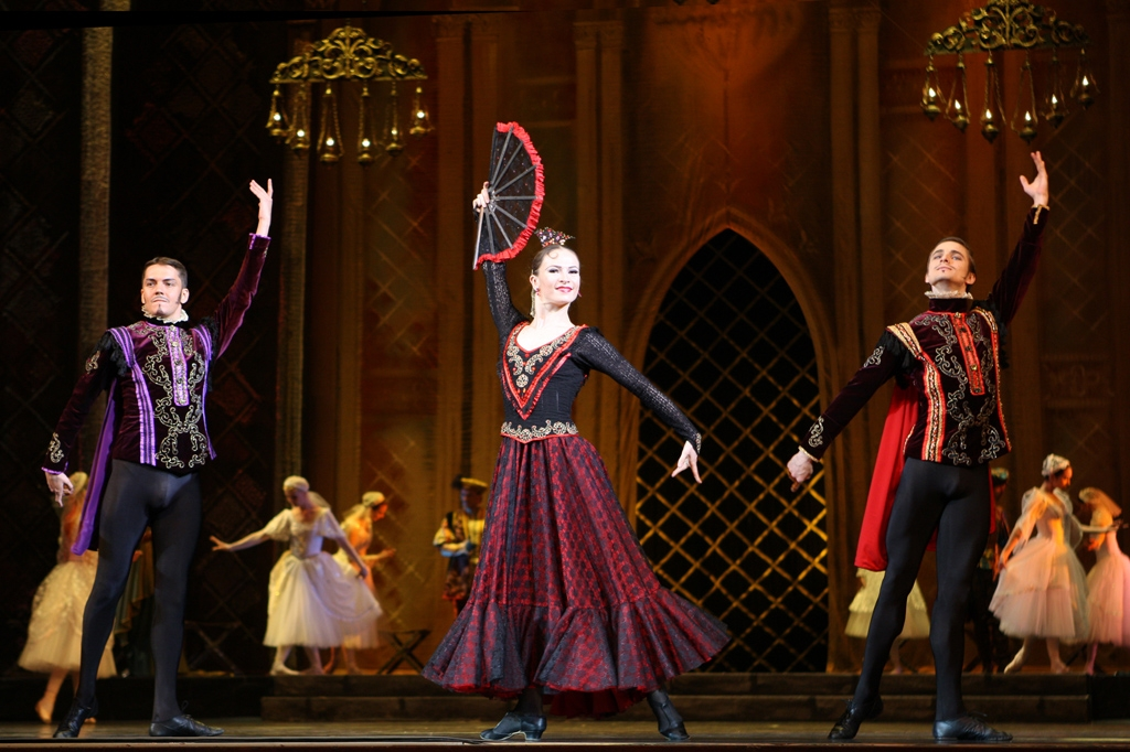 Билеты на балет Лебединое озеро в Москве