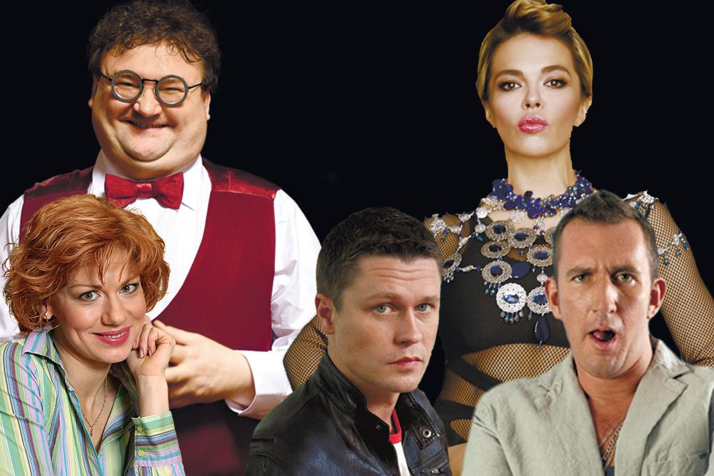 """Спектакль""""Очаровательные рогоносцы"""""""