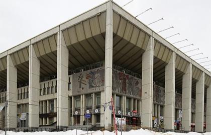 МДМ (Московский дворец молодежи)