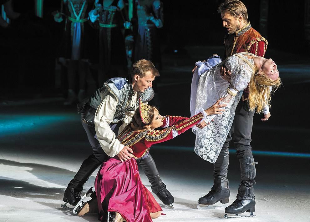 Купить билеты на спектакль Ильи Авербуха Ромео и Джульетта