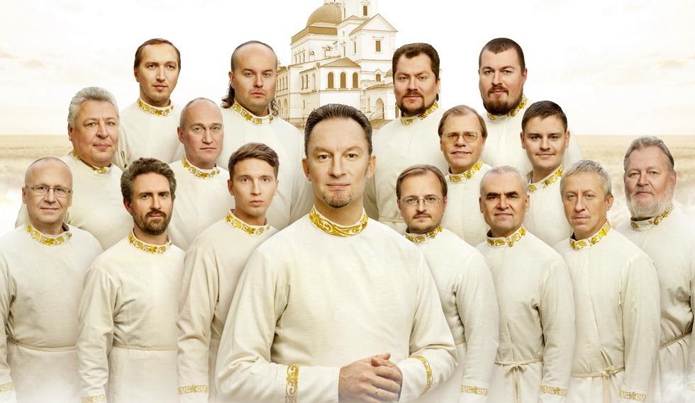 Хор Данилова Монастыря. Большой Пасхальный концерт.
