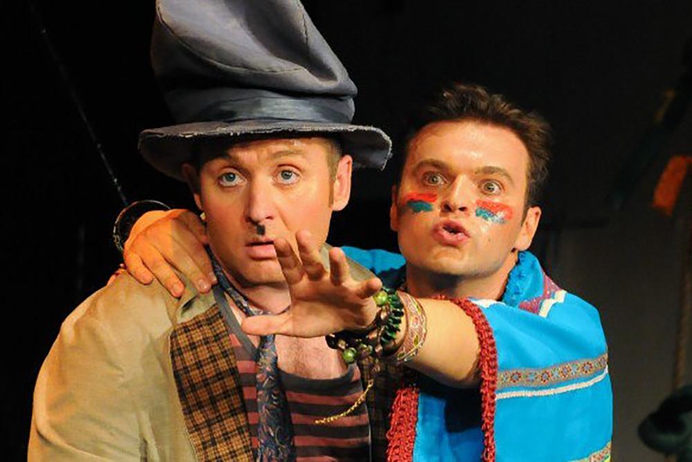 Купить билет на спектакль Вождь краснокожих на сайте  www.icetickets.ru