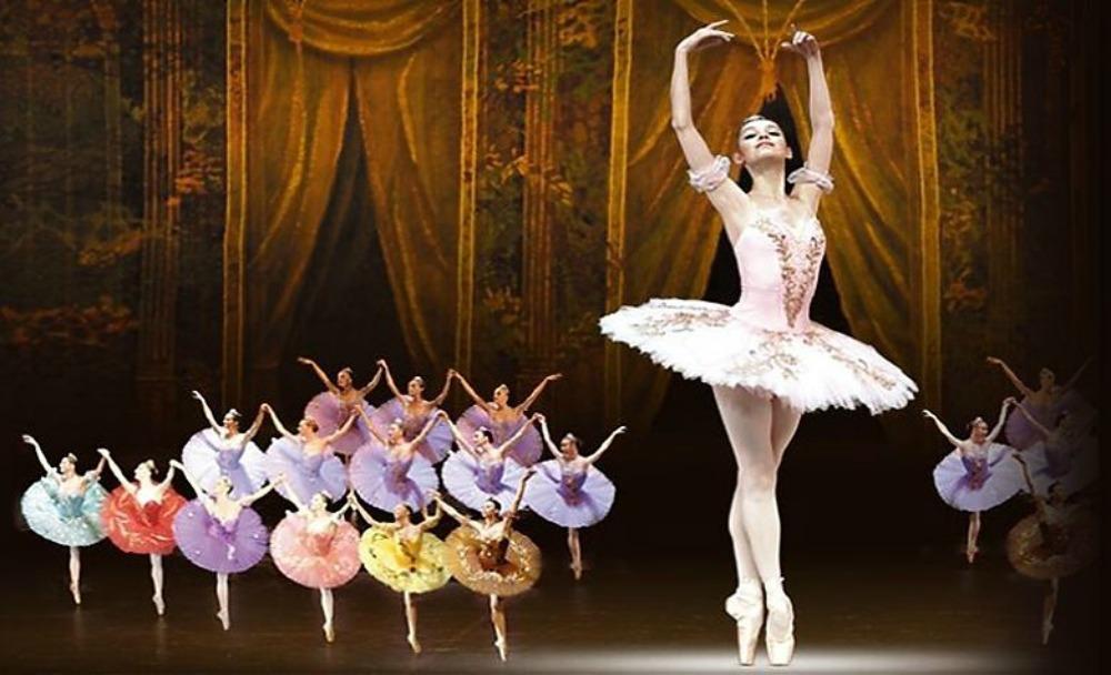 """Кремлевский балет""""Спящая красавица"""""""
