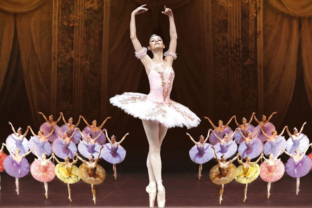 Купить билеь на балет