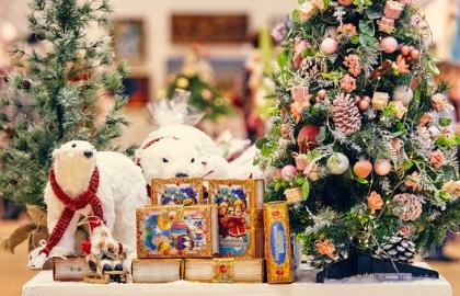 Купить билеты на необыкновенные приключения деда Мороза и Снегурочки в интернете
