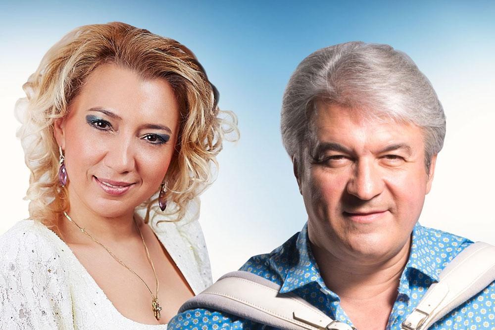 Презентация нового диска В. Семина и И. Шоркиной