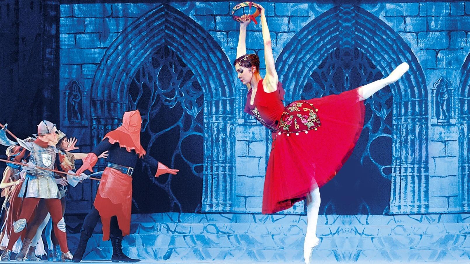 Купить билеты на спектакль Эсмеральда в Кремлевский Дворец