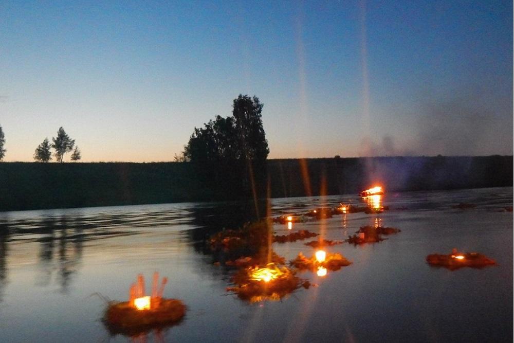 Сказка на купалу 19 июня