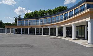 Партнерская касса в Лужниках, кассовое окно № 8